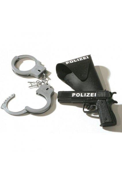 Policejní set - 3 díly