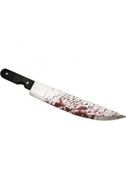 Mačeta krvavá