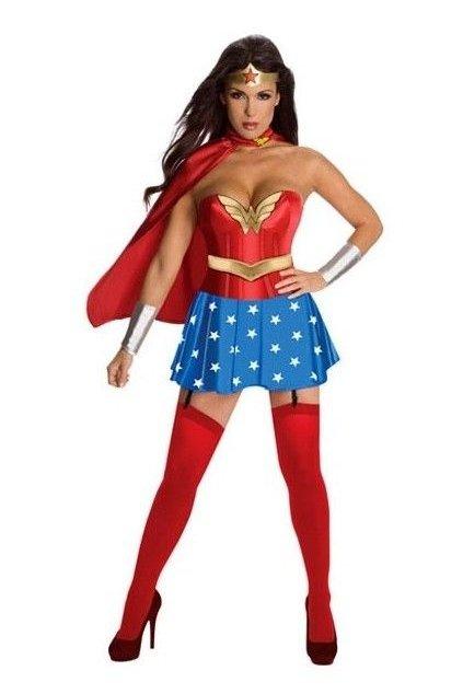 Kostým krásná Wonder Woman