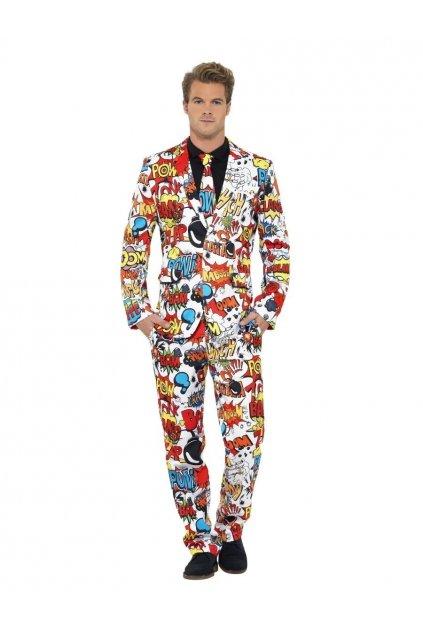 Komix pánský oblek