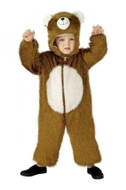 Dětský kostým medvídek