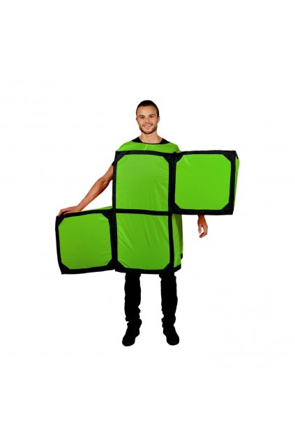 Kostým Tetris S