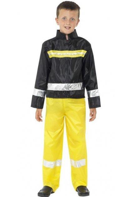 Dětský kostým hasič