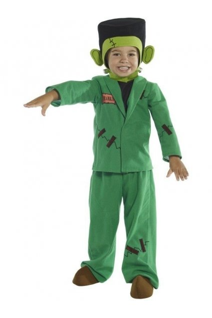 Dětský kostým Frankenstein