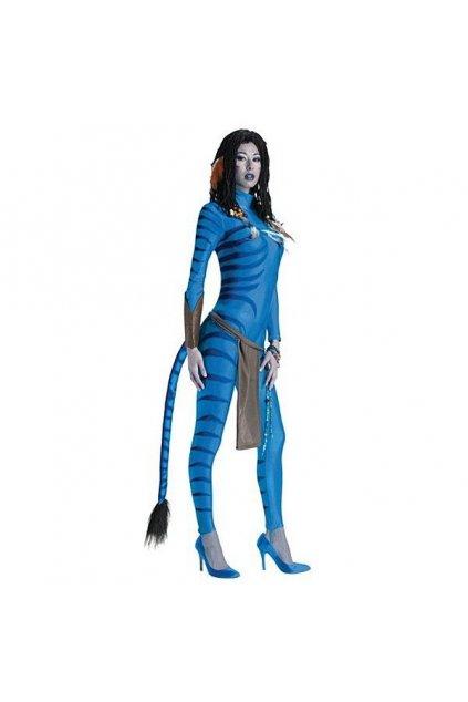 Kostým Avatarka Neyitiri
