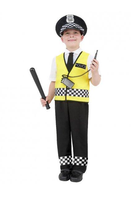 Dětský kostým - Policista