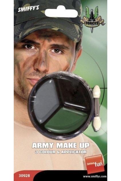 Sada líčidel - Army