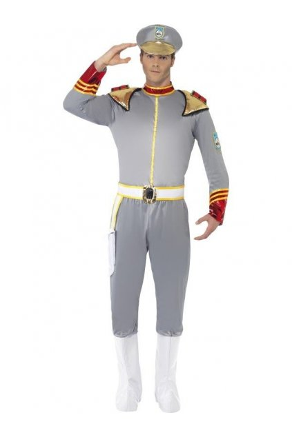 Kostým Captain Troy