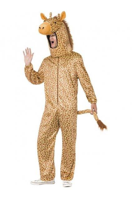 Kostým žirafa