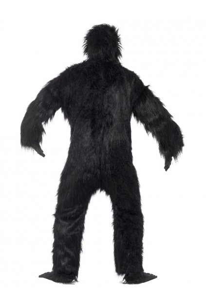 Kostým gorila - Deluxe