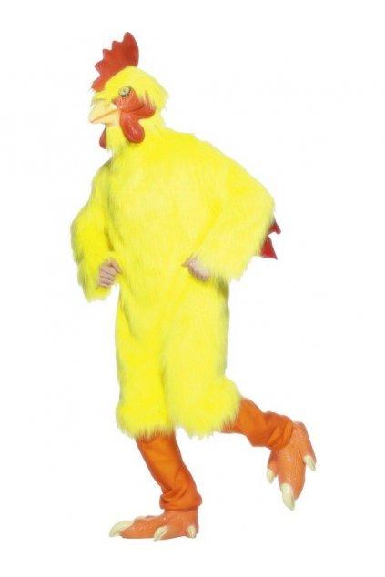Kostým kuře - slepice