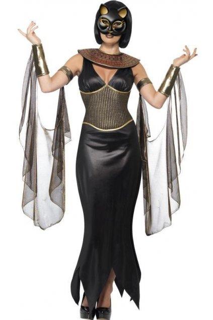Kostým egyptské bohyně