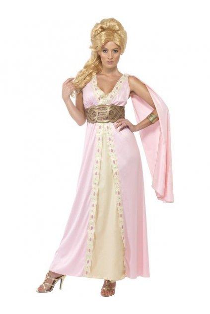 Kostým růžové princezny