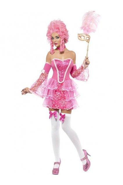 Kostým Marie Antoinette