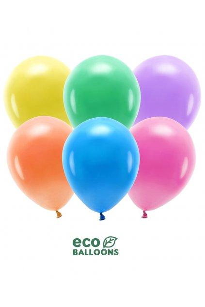 Nafukovací balónek - mix barev - 27cm - 100ks