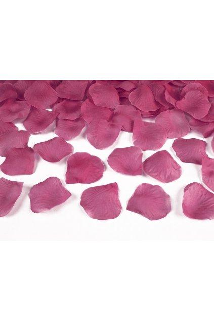 Plátky růží - růžové 100ks
