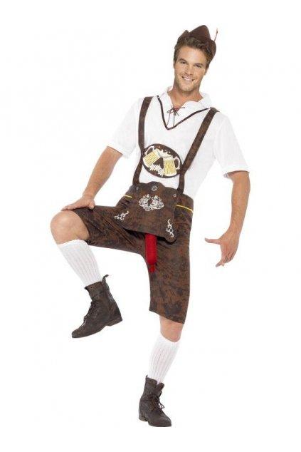 Kostým bavora - oktoberfest