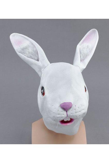 Celohlavová maska králíka