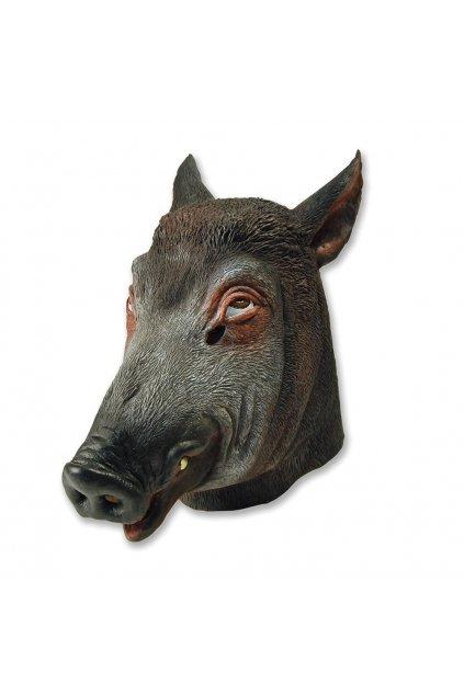 Maska divoké prase - divočák