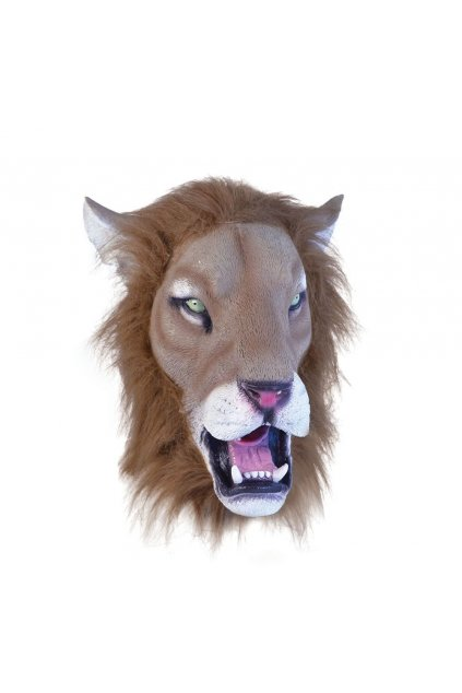 Maska lva