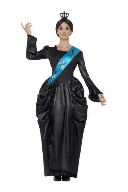 Kostým - Viktoriánská královna Deluxe