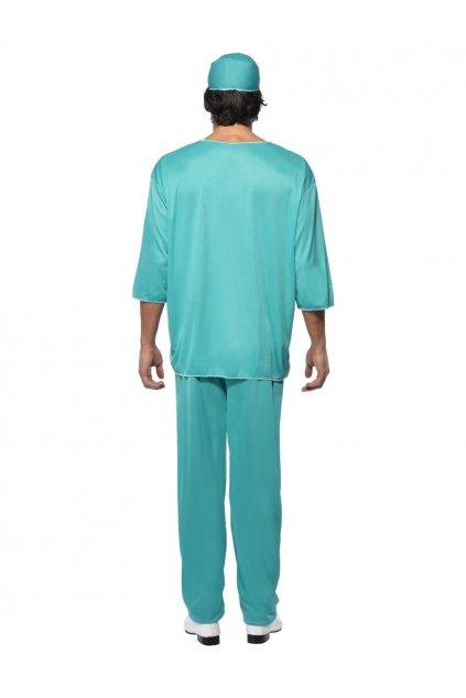 Doktor - pánský kostým Chirurg