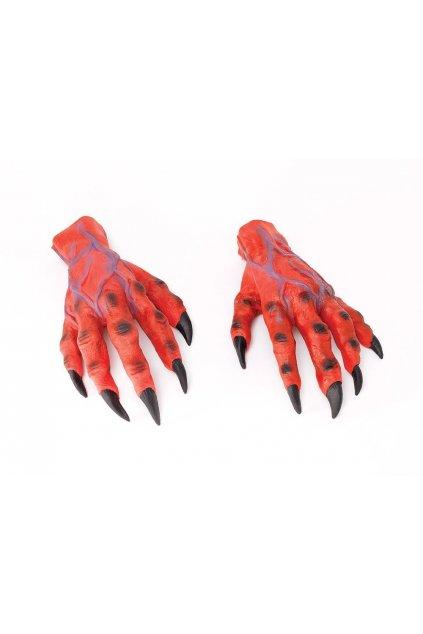 Ruce čerta-  čaroděje