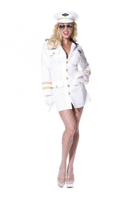 Kostým Kapitánka Top Gun