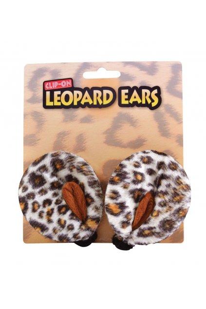 Leopardí ouška na sponce