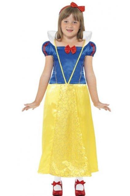 Sněhurka Dětský kostým