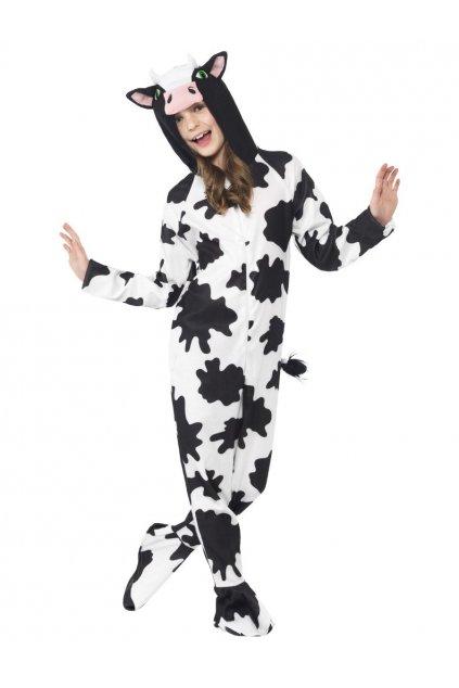 Dětský kostým kráva