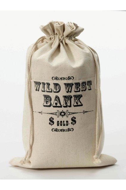 Bankovní pytel na peníze 49cm