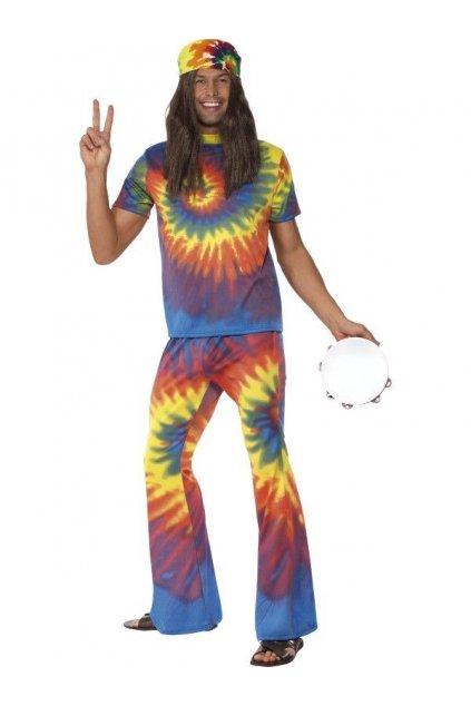Kostým - Hippiesák
