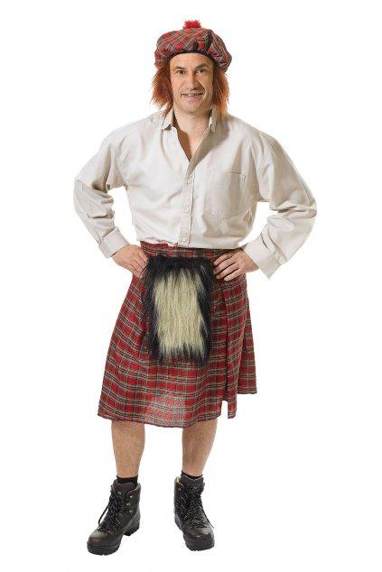 Skotská sukně