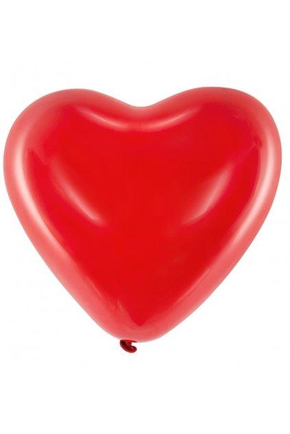 Balónek - srdce velké