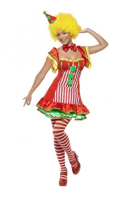 Kostým klaun dámský