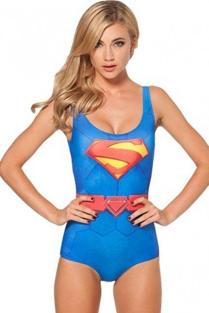Plavky SuperWoman