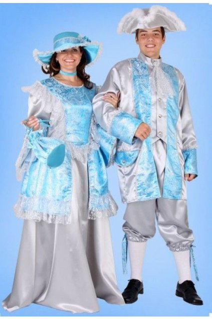 Pánský kostým Rokoko