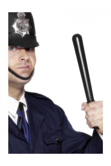 Policejní obušek černý