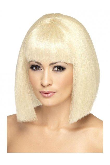 Paruka blond mikádo přirozené