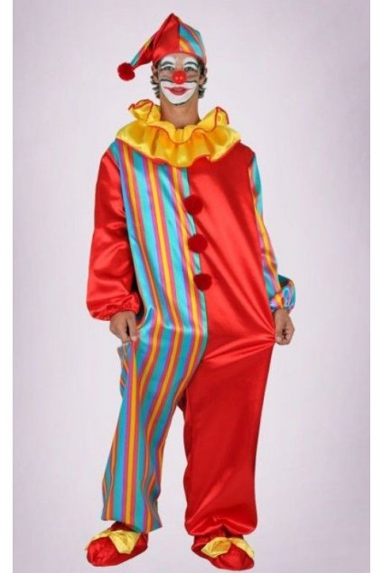 Kostým klaun kombinéza