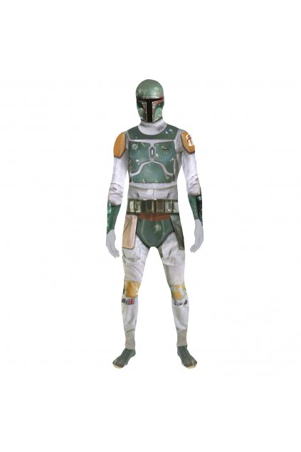 Boba Fett - Star Wars Morphsuit
