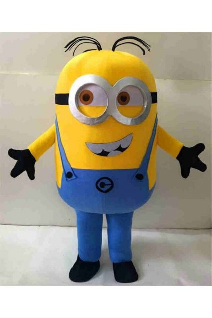 on sale free shipping cosplay costumes Despicable minion mascot costume for adults despicable mascot costume.jpg 640x640