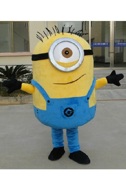 Kostým Mimoň - maskot