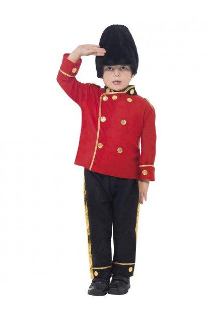 Dětský kostým Hradní stráž