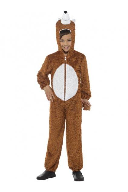 Dětský kostým - Liška - 7-9 let