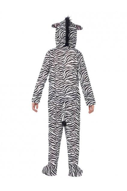 Dětský kostým - Zebra