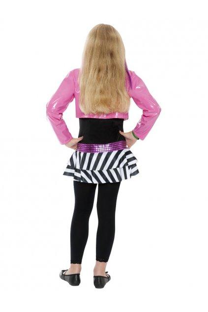 Dětský kostým - Rocková hvězdička