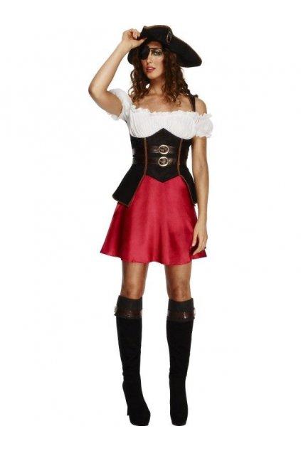 Kostým Krásná pirátka
