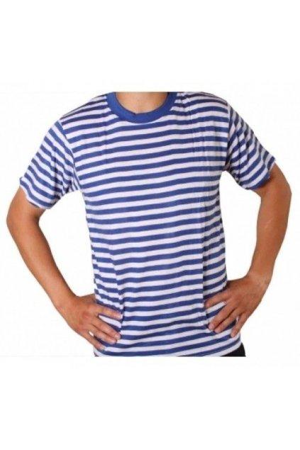 Námořnické triko - bavlna